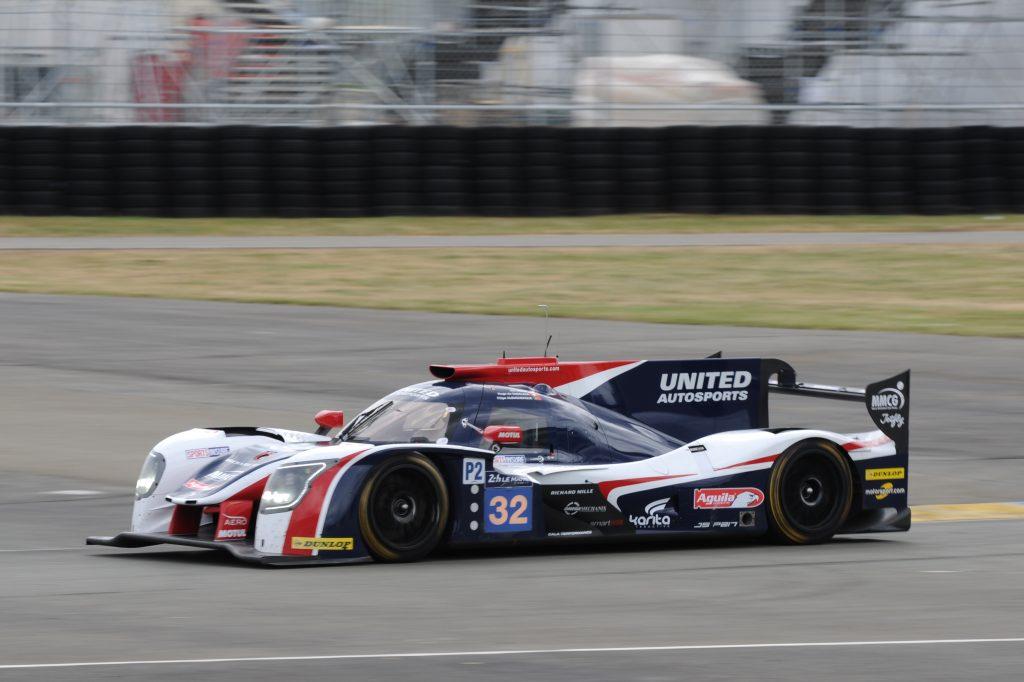 Fernando Alonso défendra les couleurs de United Autosports aux 24 Heures de Daytona 2018