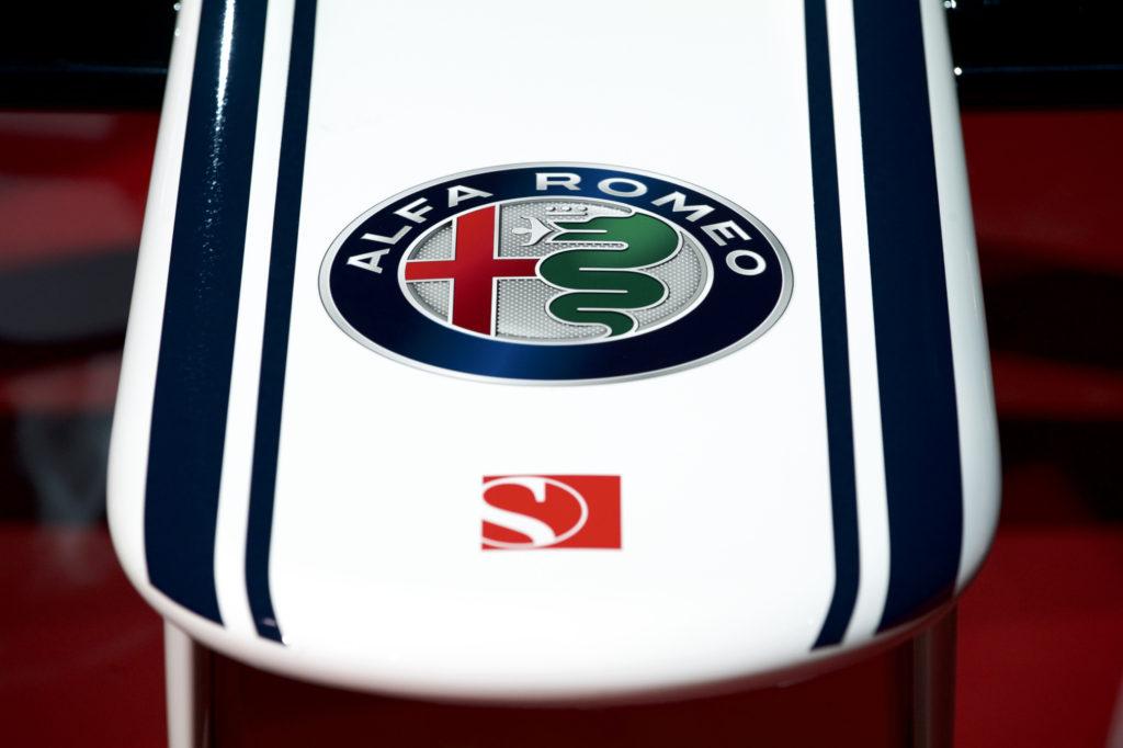Alfa Romeo Sauber F1 Team 2018