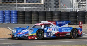 La Vaillante Rebellion N°13 lors des 24 Heures du Mans 2017