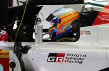 Fernando Alonso aux 24 Heures du Mans et en WEC avec la Toyota TS050 Hybrid