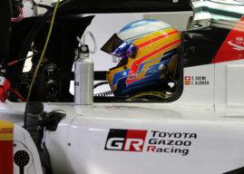 Fernando Alonso aux 24 Heures du Mans et en WEC avec Toyota