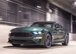 Ford Mustang Bullitt : renaissance d'une légende