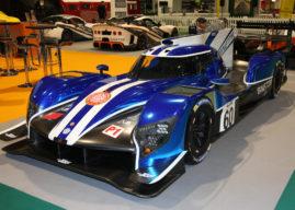 Ginetta présente son prototype LMP1 avec Manor TRS Racing