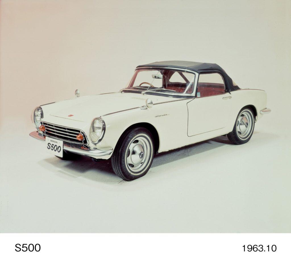 Honda S500 de 1963
