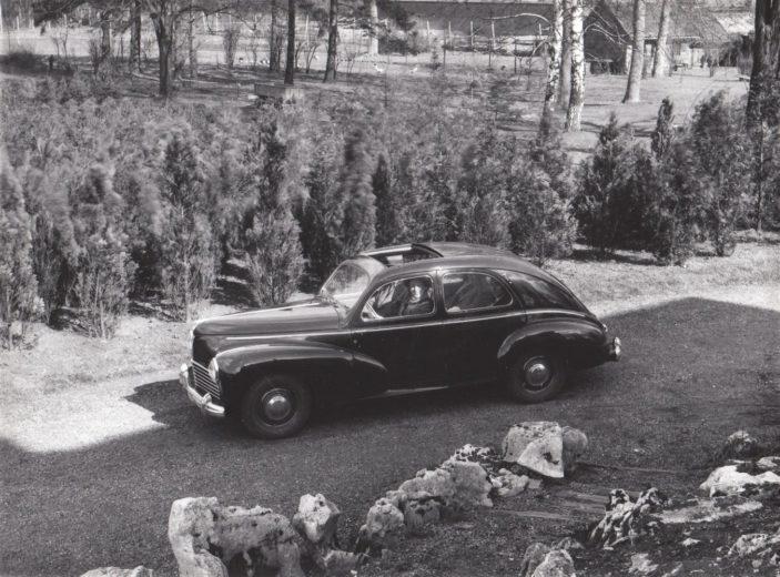 Peugeot 203 de 1948