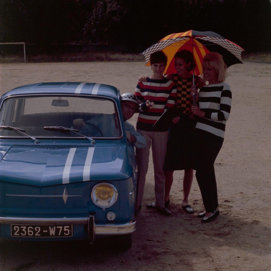 La Renault 8 Gordini 1964