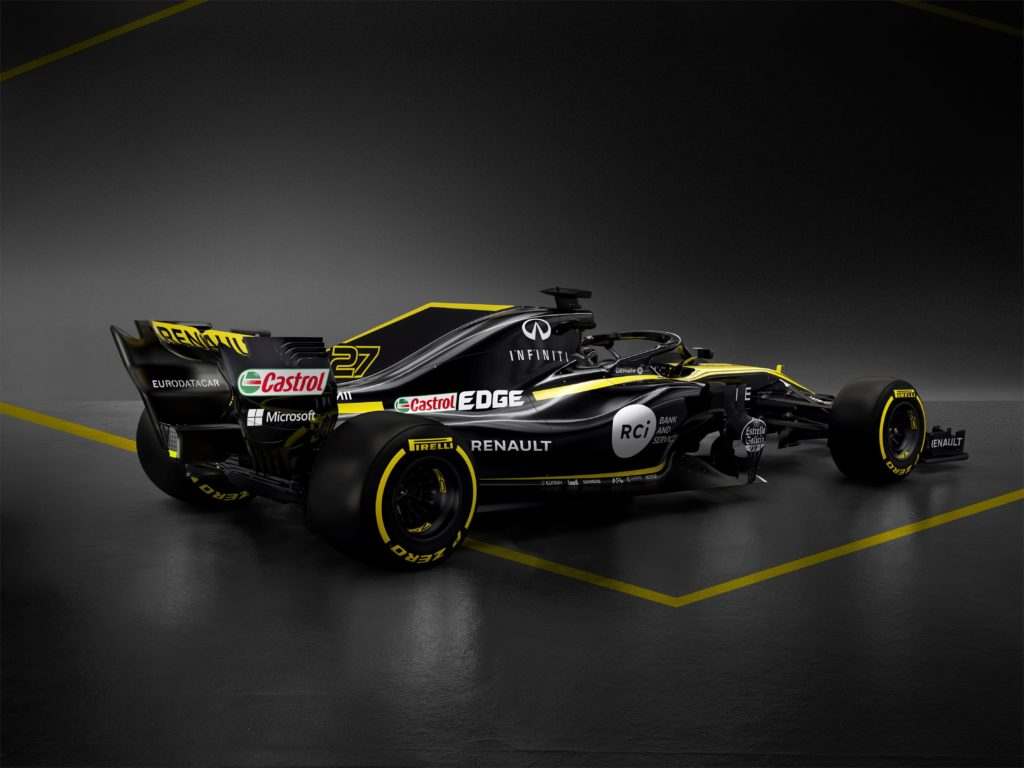 Renault RS18