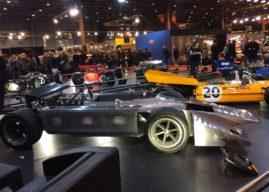 Salon Rétromobile : demandez le programme