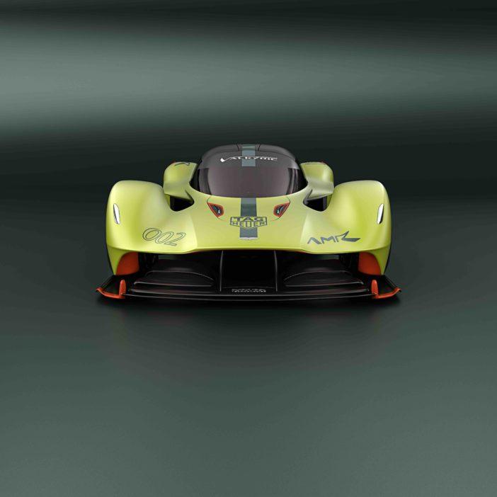 Aston Martin Valkyrie AMR Pro Face Avant
