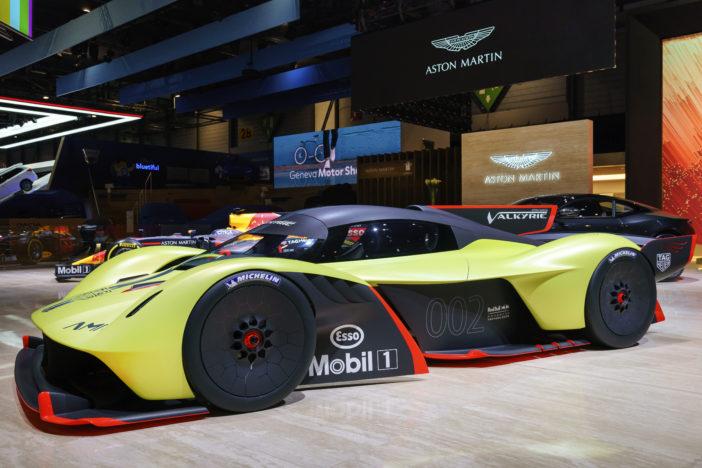 Aston Martin Valkyrie AMR Pro Geneva Motor Show