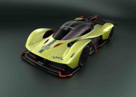 Aston Martin Valkyrie AMR Pro : l'ADN de l'endurance et de la F1