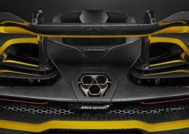 McLaren Senna Carbon Theme : le joyau de Woking