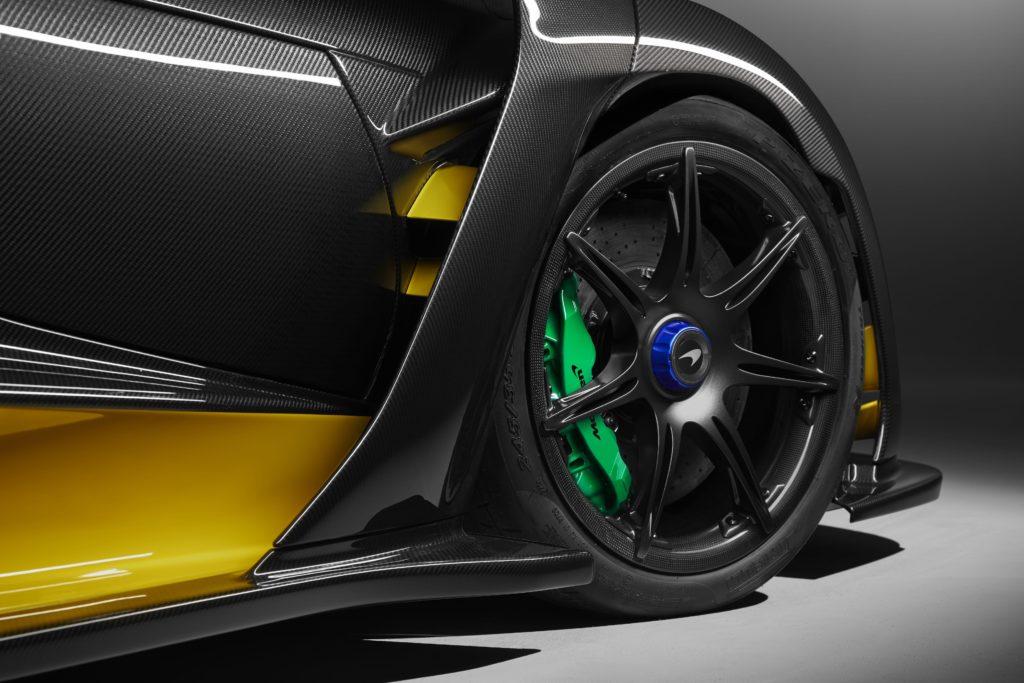 McLaren Senna Carbon Theme Etriers de freins