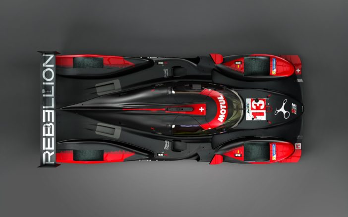 Rebellion R13 Plongée