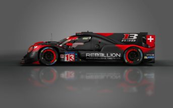 Rebellion R13 Profil