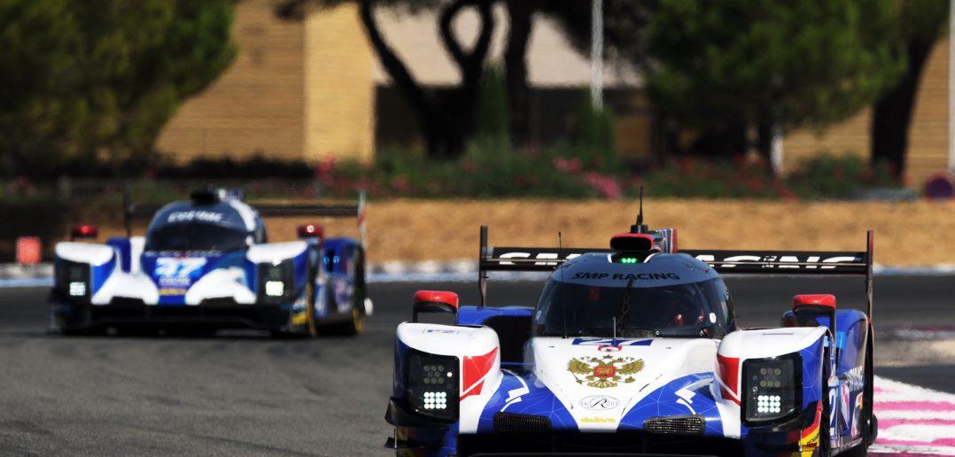 La Dallara P217 du SMP Racing aux 4 Heures du Castellet 2017