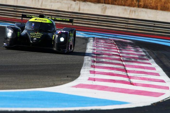 Norma M30 Yvan Muller Racing ELMS