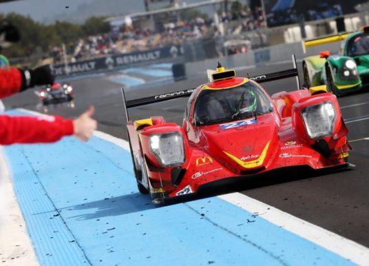 4 Heures du Castellet : Victoire de Racing Engineering