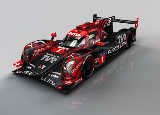 Retour de TVR en endurance avec Rebellion Racing