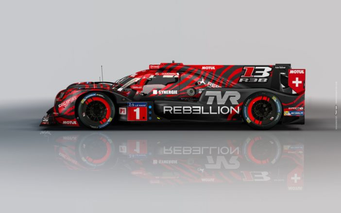 Rebellion R13 TVR LMP1