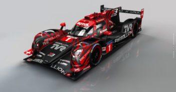 Partenariat entre Rebellion Racing et TVR
