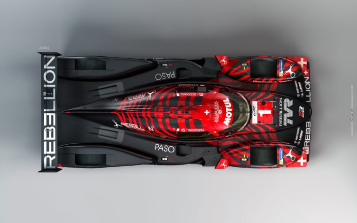 Rebellion R13 TVR WEC