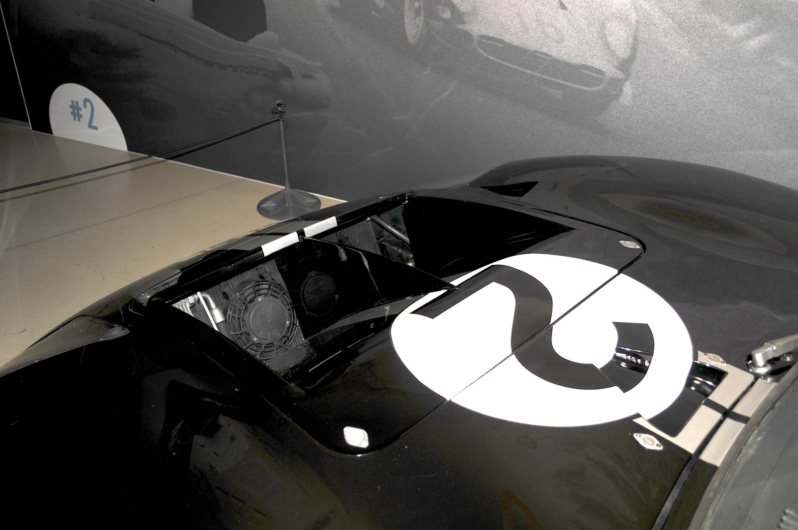 Capot avant Ford GT40