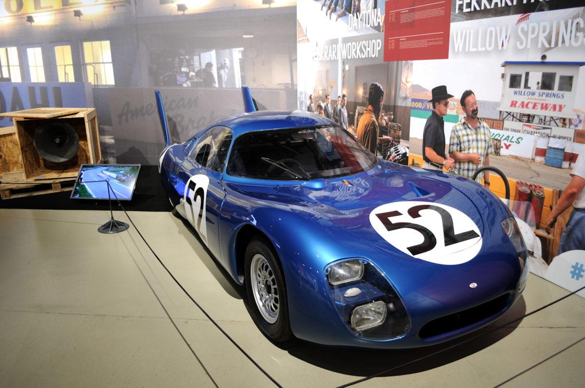 C.D. SP66 Peugeot 204 Le Mans 1966