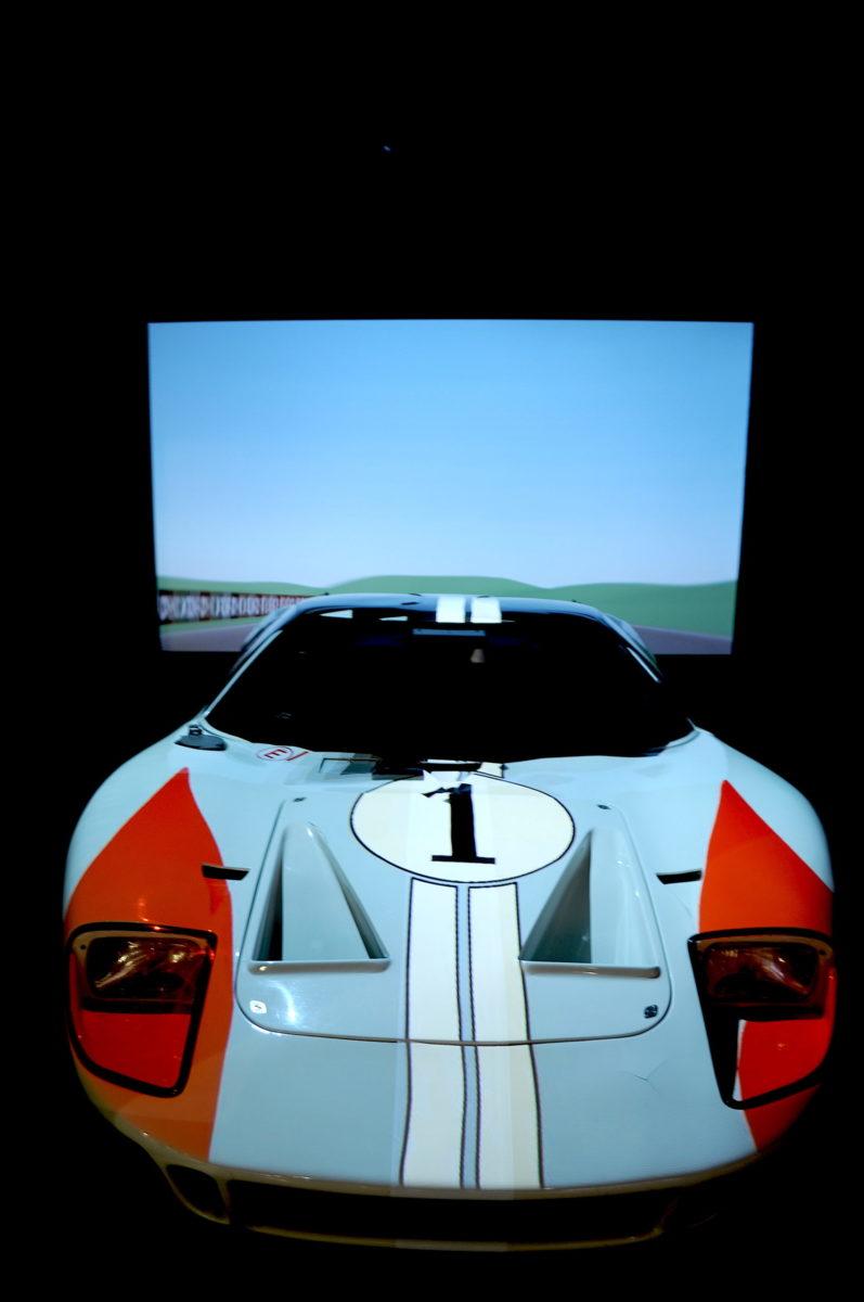 Couleurs Ford GT40 Ken Miles Denny Hulme Le Mans 66