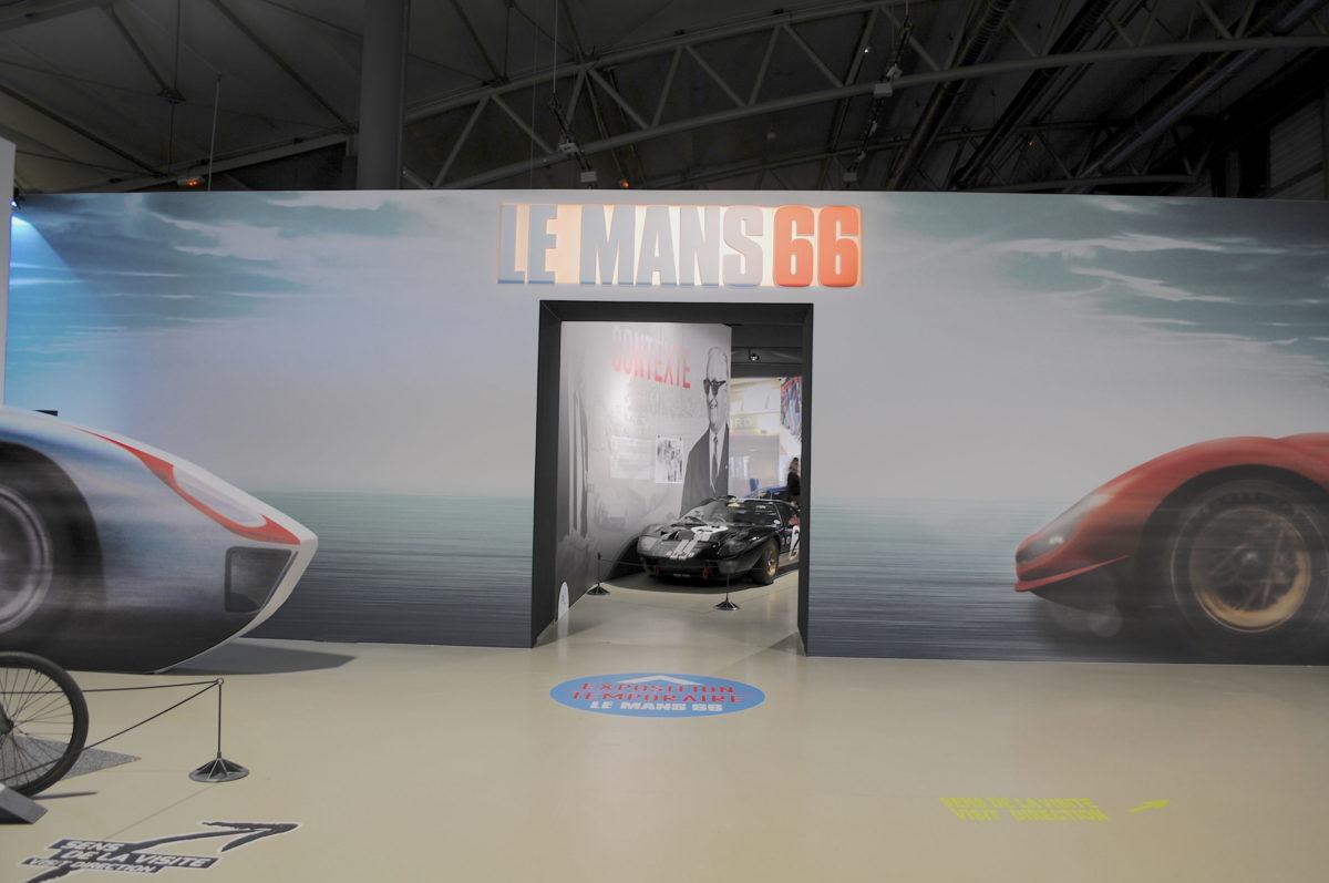 Exposition Le Mans 66