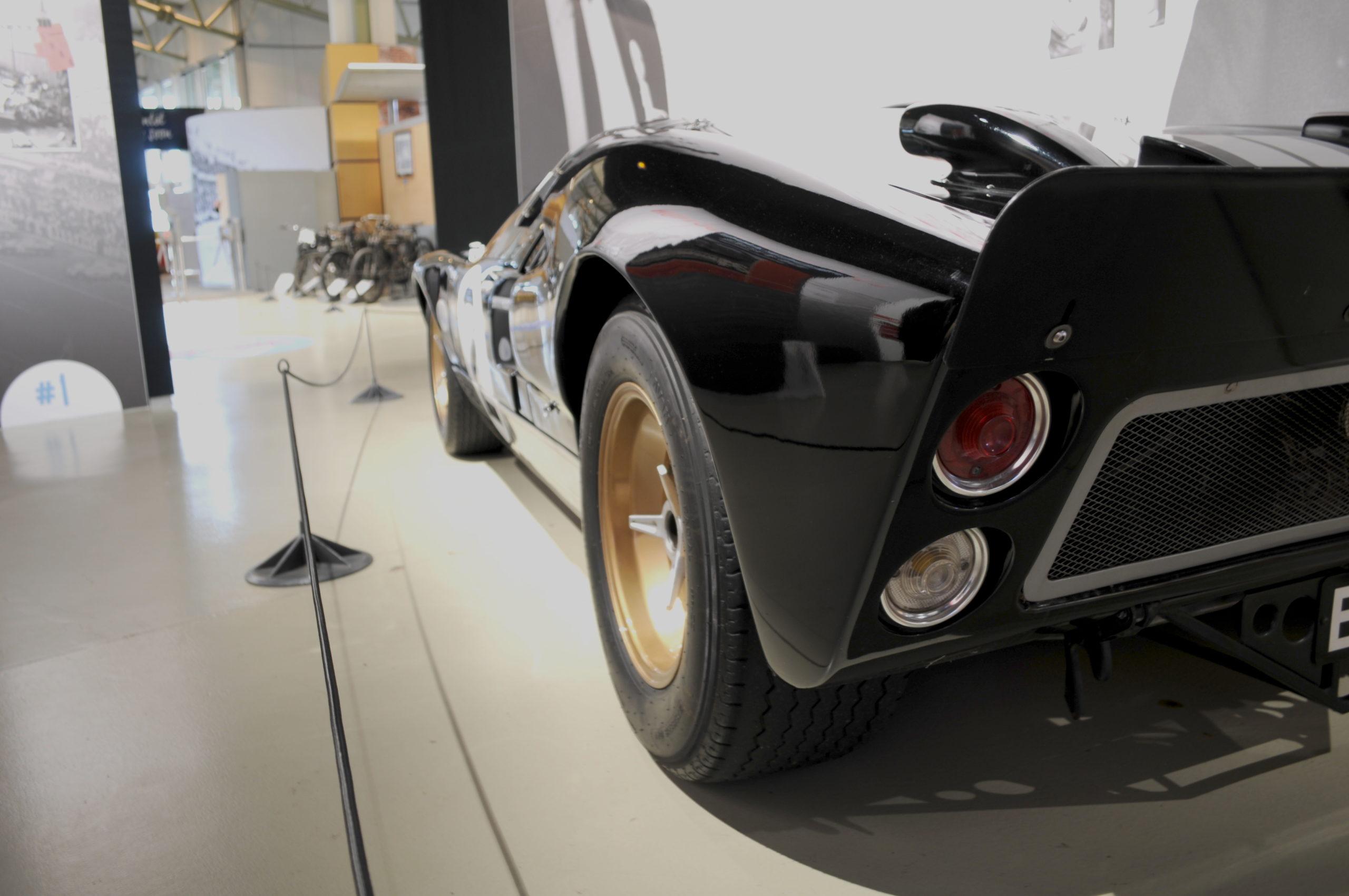 Ford GT40 MK2 1966 Bruce McLaren/Chris Amon
