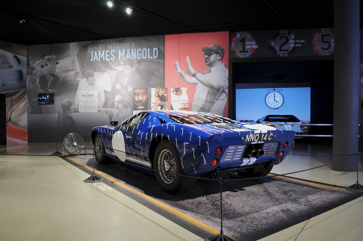 Ford GT40 Musée des 24 Heures du Mans