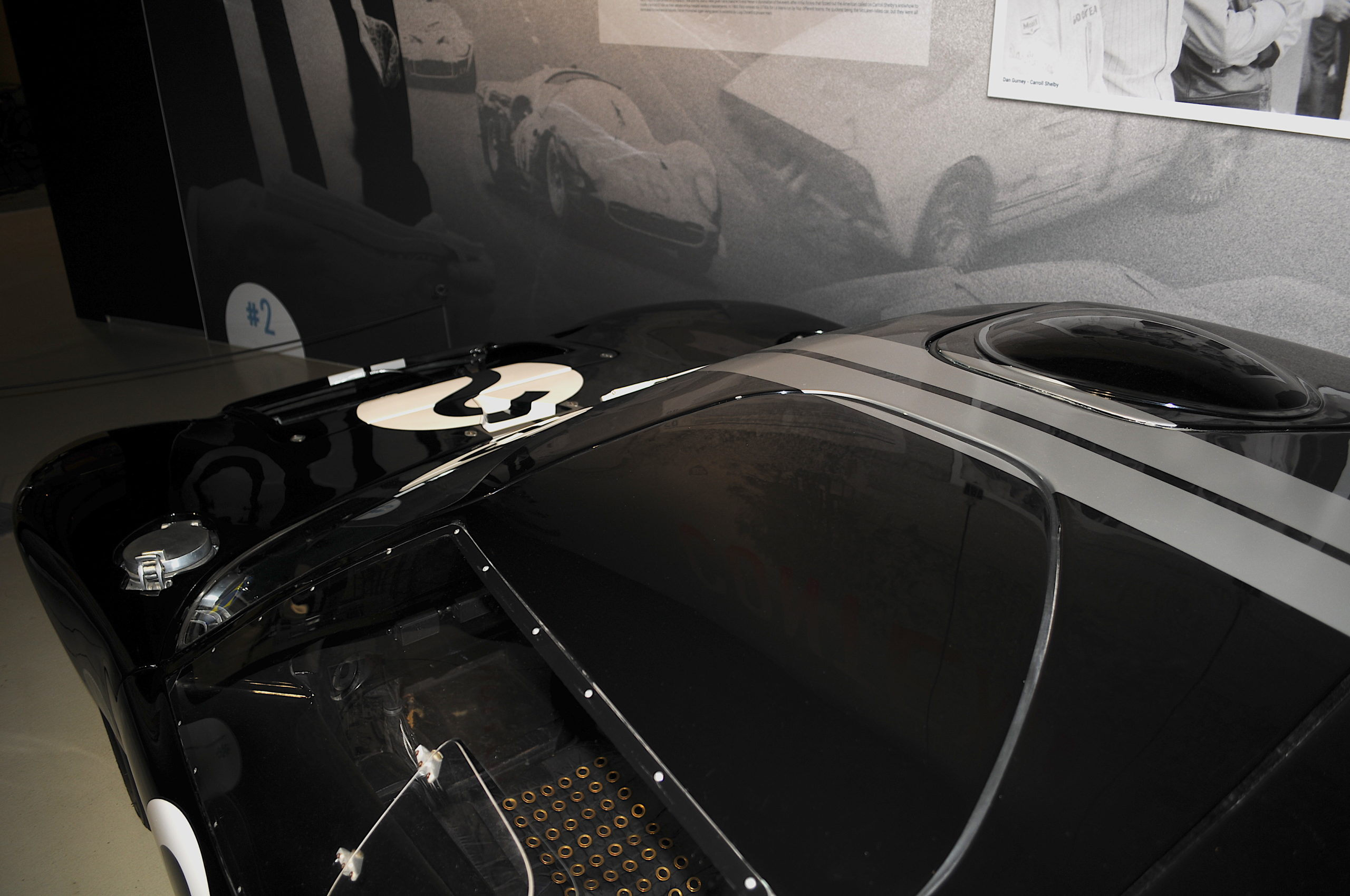 Toit Ford GT40 MK2