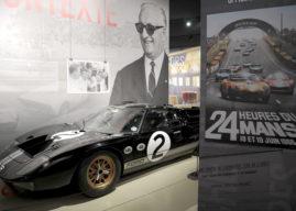Exposition Le Mans 66 : une matinée au musée
