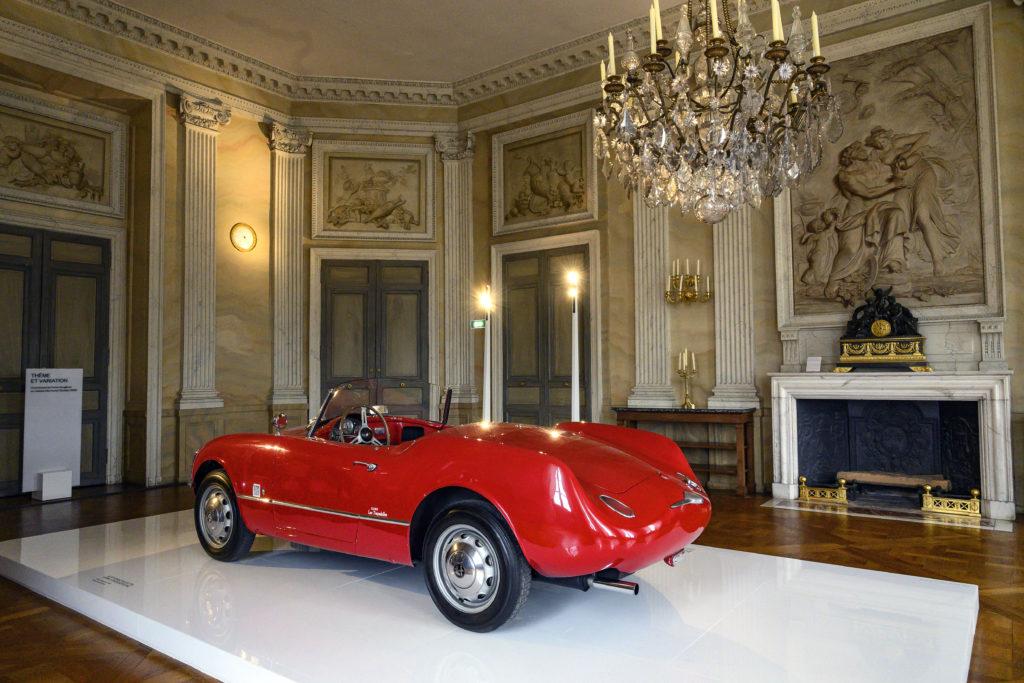 Alfa Romeo Giulietta Sprint Spider Bertone