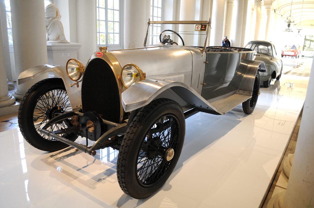 Bugatti T28 Exposition Concept-Car Beauté Pure