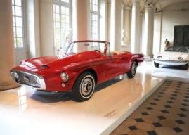 10 voitures extraordinaires de l'exposition Concept-Car Beauté Pure