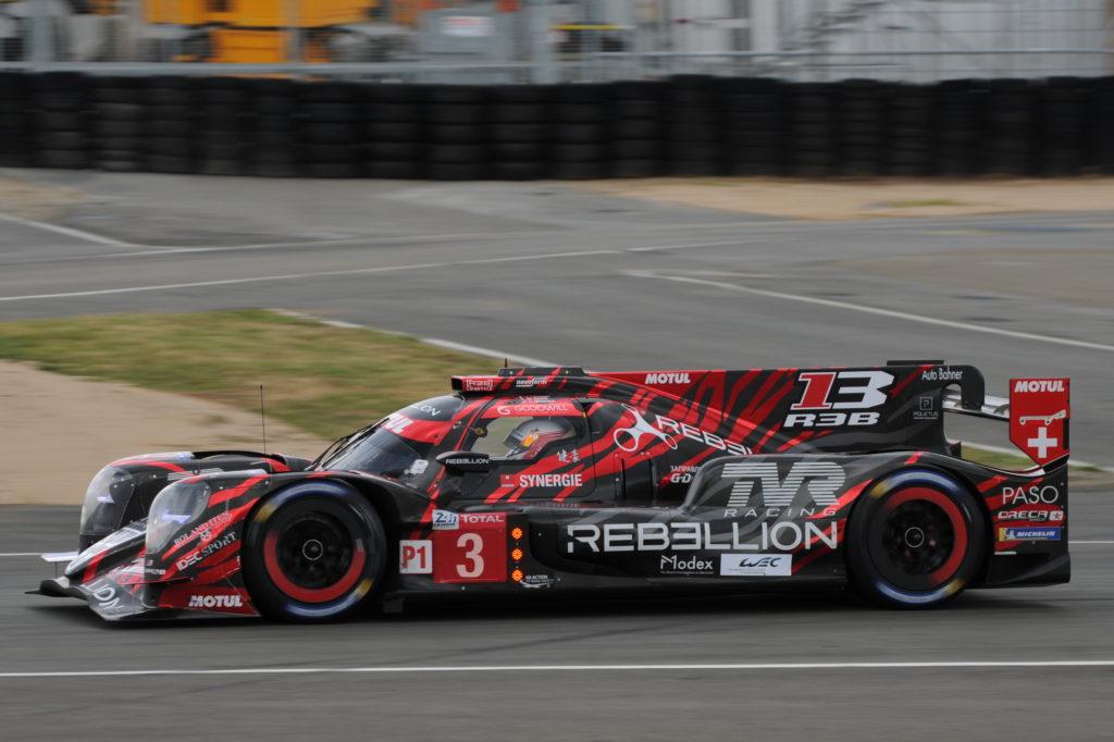 Rebellion R13 Le Mans 2018