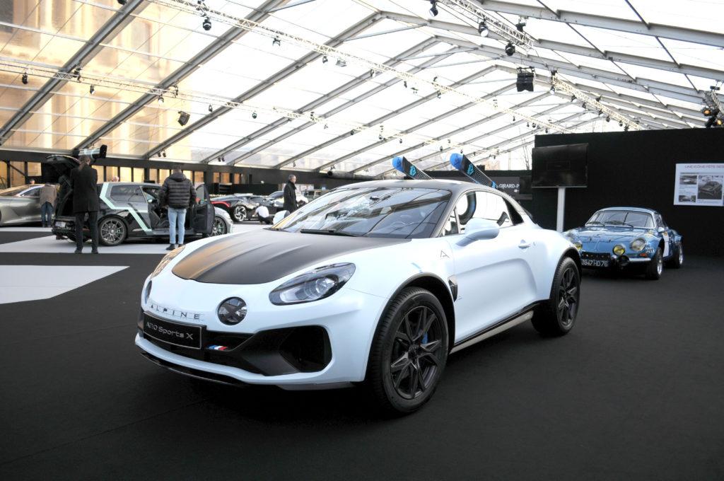 Alpine A110 Sport X