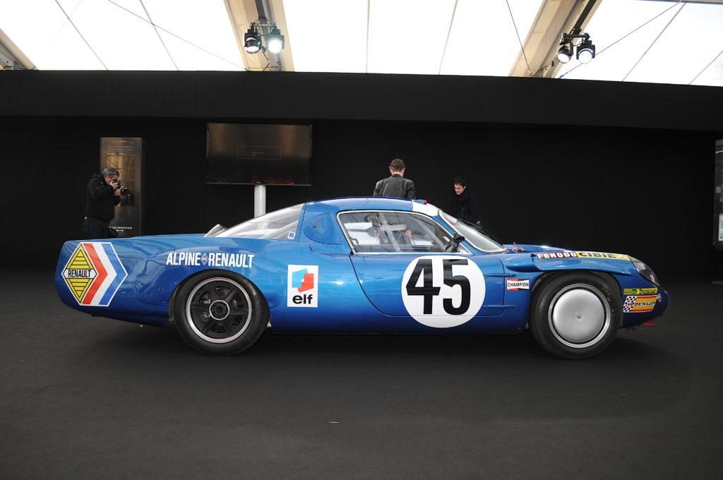 Alpine A210
