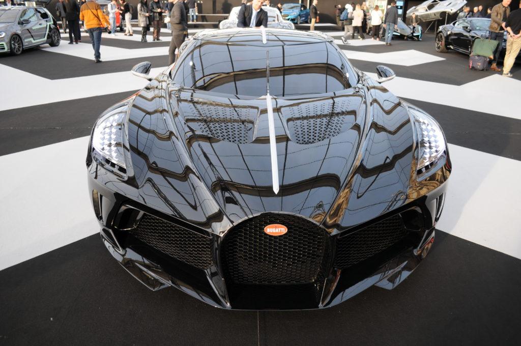 Bugatti La Voiture Noire Avant