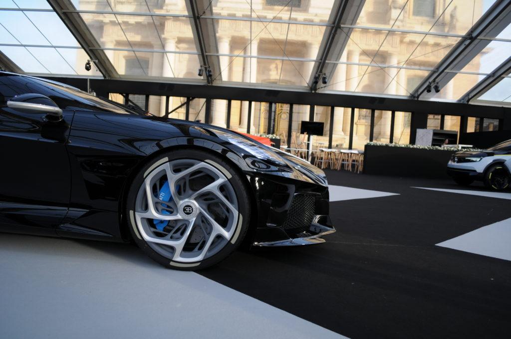 Bugatti La Voiture Noire jante