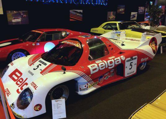 Rondeau M378 Le Mans GTP: recordde participations aux 24Heures du Mans
